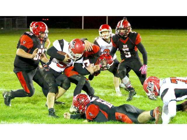 #3 Black Hawk overwhelms Iowa-Grant in Level 2 clash