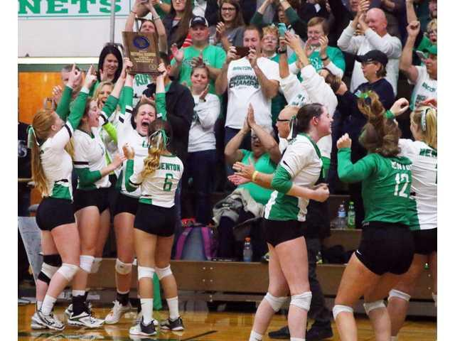 Zephyrs punch ticket to state with authority