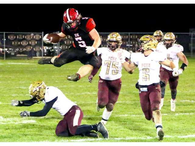 Fast & furious–Warriors dominate Chieftains