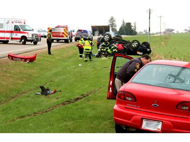 South Wayne man fifth vehicle crash fatality in Laf. Co.