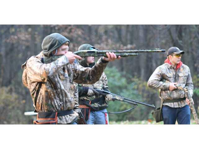 Participant enthusiasm running high for North Crawford trap shooting team