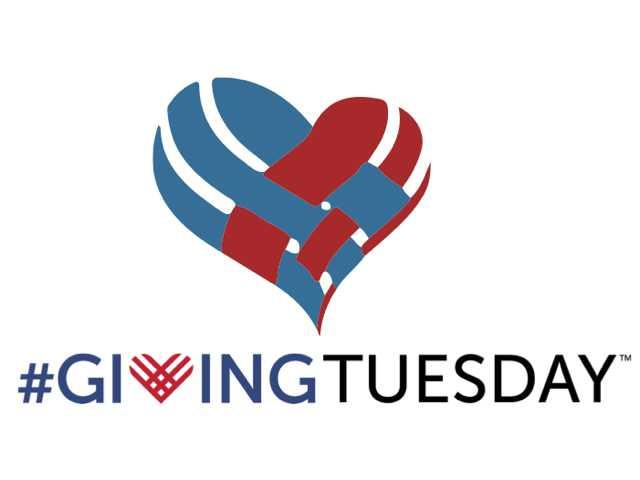 Why not be a part of Giving Tuesday?
