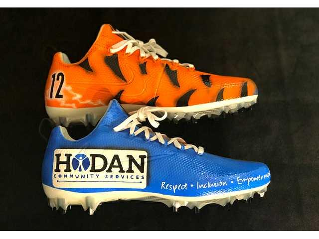 Erickson's My Cause, My Cleats for Hodan