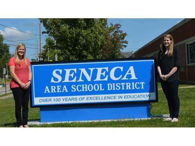 Seneca School Board receives news of high school's report card