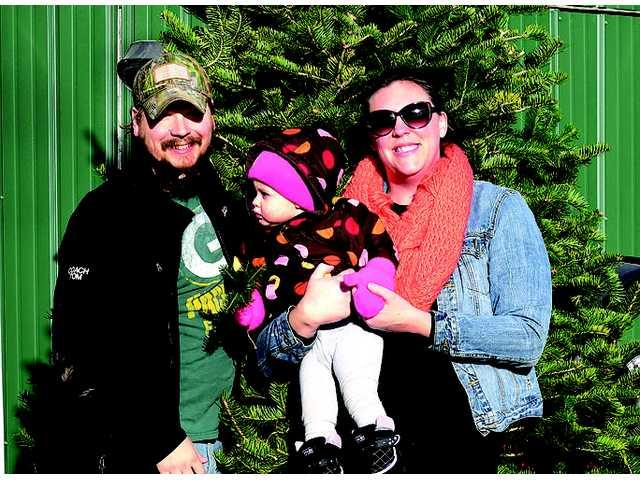 Local Christmas trees can create lots of special holiday memories