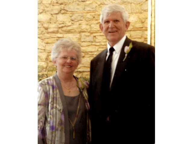 Huston 60th Wedding Anniversary