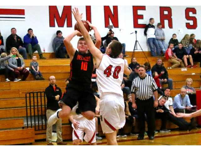 Sweet 16th: Miners get the best of Braves once again