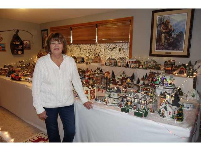 Christmas Village continues 'urban sprawl'