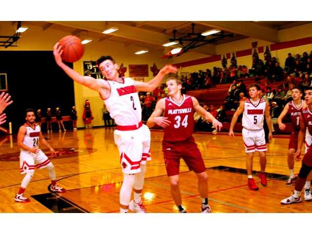 Redbirds romp Riverdale to keep pace in the SWAL