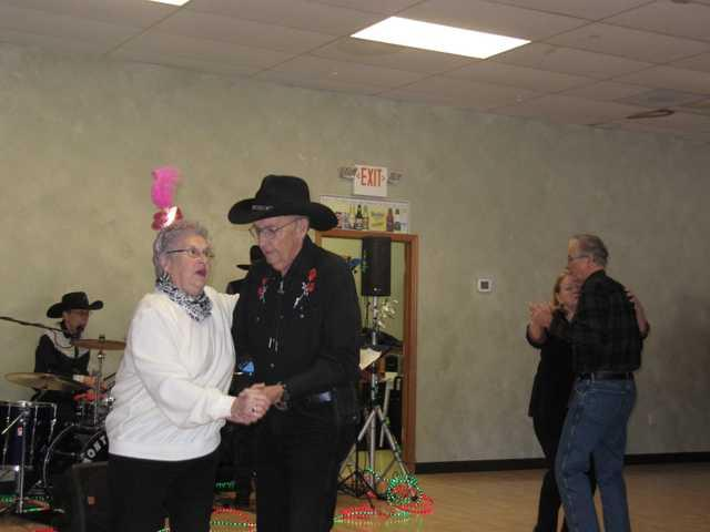 Berger's band ushers in new year