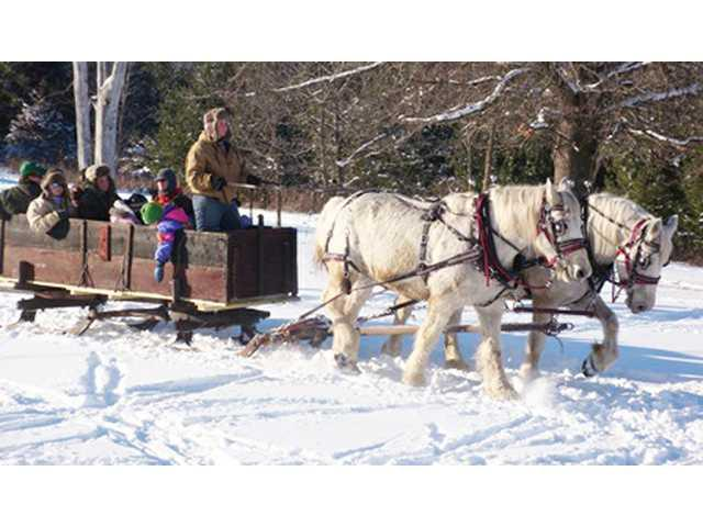 Kickapoo Valley Reserve Winter Festival schedule