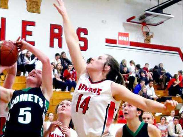 GAME OF THE WEEK: Girls basketball
