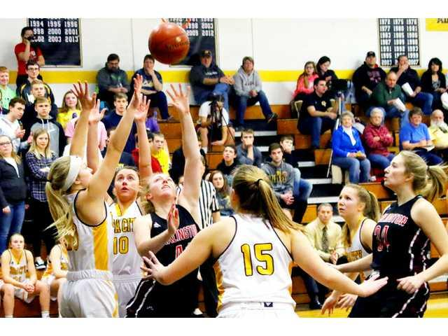 Lady Redbirds pound Panthers to get back into tie atop SWAL