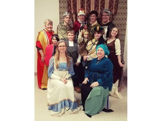 Renaissance Faire provides jolly olde time
