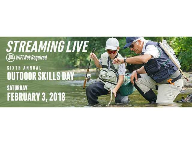 Sixth annual Outdoor Skills Day Saturday