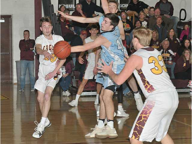Fennimore boys tumble from first place