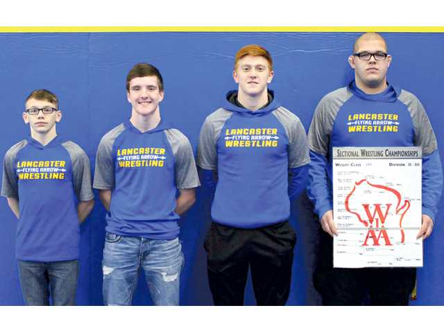 Arrows send four to state