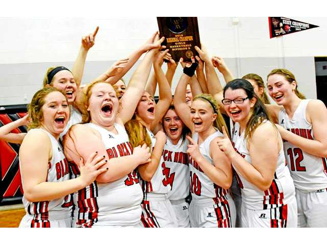 Warriors roll to regional crown
