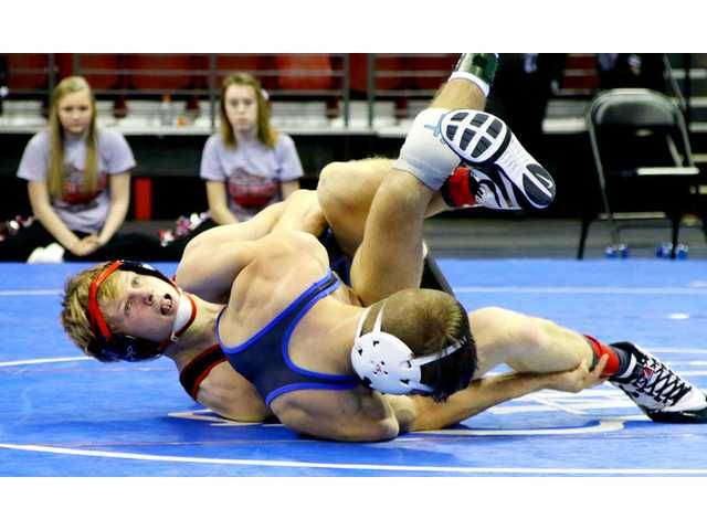 Ubersox finishes 3rd at state for WarBirds