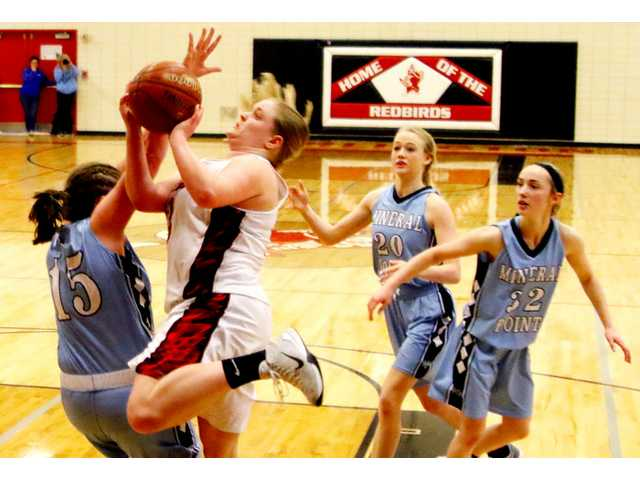 Redbirds knock out Pointers at line to capture regional crown
