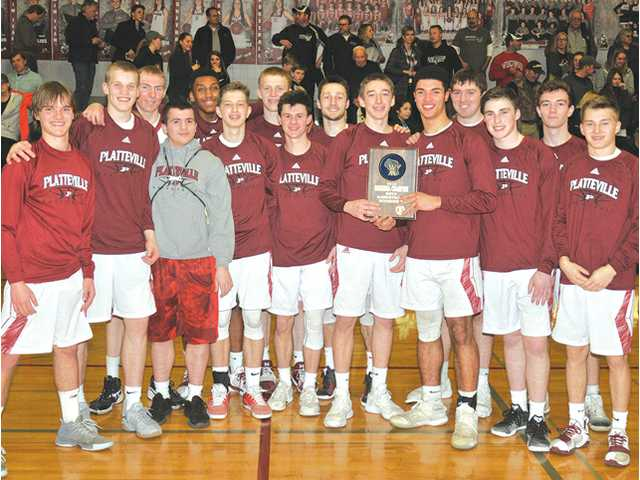 Platteville crushes River Valley to win regional title