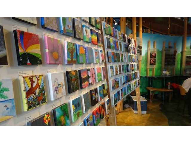 Kickapoo Valley Reserve holds 'Wisdom-Themed' painting auction