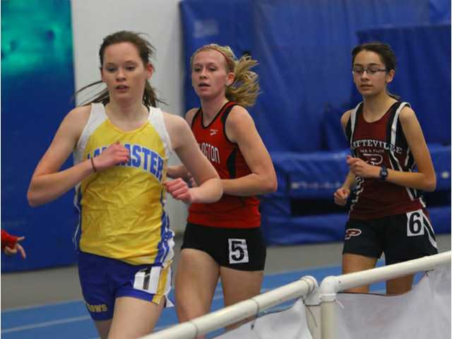 GAME OF THE WEEK: Indoor Track & Field