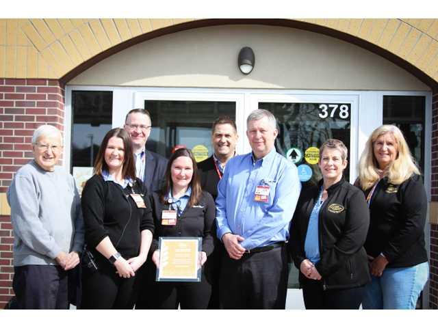Richland Center Kwik Trip honored for hunger-relief effort