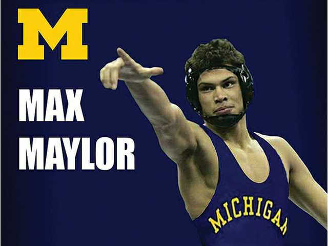 Maylor chooses Michigan