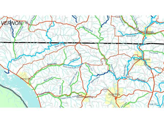 Tainter Creek Watershed Council to meet
