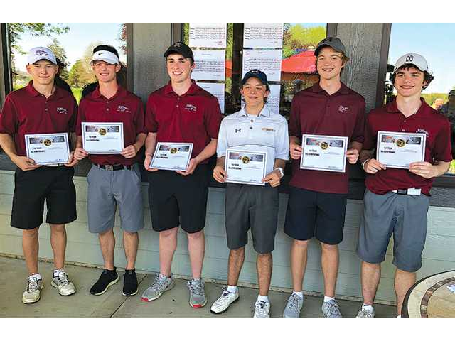 Platteville golfers win SWC crown