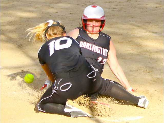 GAME OF THE WEEK (WIAA regional softball): Darlington 12, Shullsburg/Benton 9