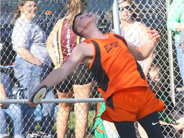 Wedig throws his way back to state for Belmont