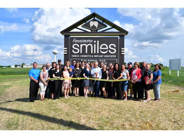 It's official, Fennimore Smiles is open!