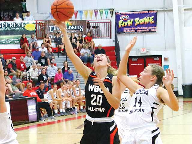 GAME OF THE WEEK (WBCA D5 Girls All-Star Game): South 78, North 71