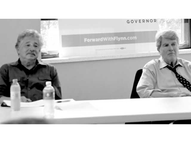 Pair of candidates in governor's race visited Gays Mills