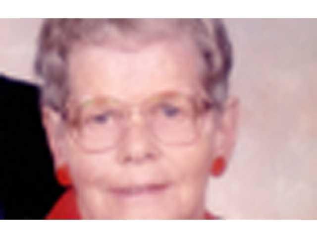 Nellie Burkum, 1925-2018