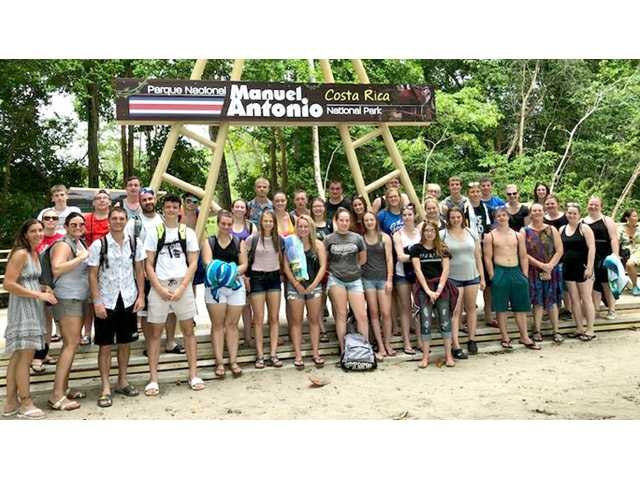 Recent three-school trip to Costa Rica is enjoyed