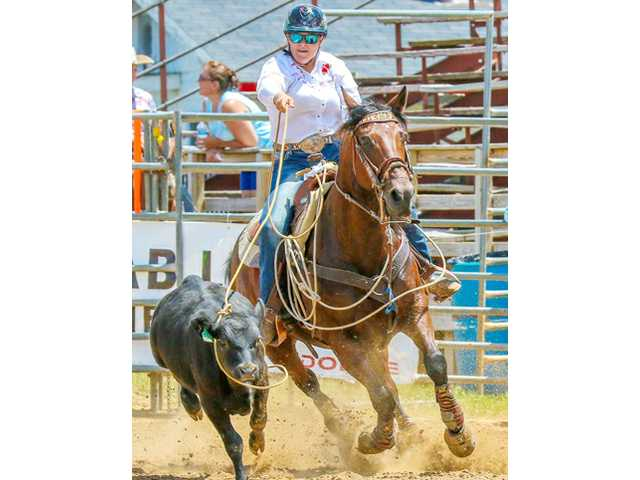 GAME OF THE WEEK (rodeo): 70th annual National High School Finals Rodeo (July 15-21)
