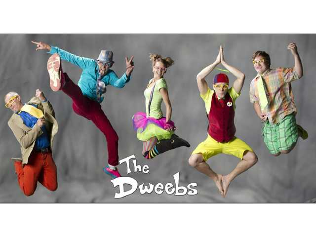 The Dweebs to perform on the 'Diamond' Friday