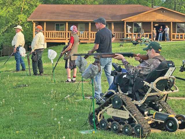 All-Terrain Wheelchair Changes Lives