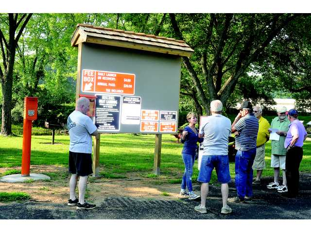 Launch fee takes effect at Boscobel boatlanding