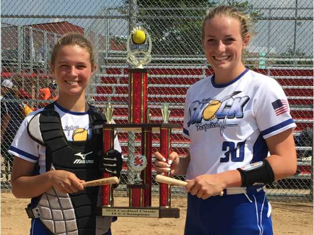 ATHLETES OF THE WEEK: Kaycie Wagner, Anica Graney