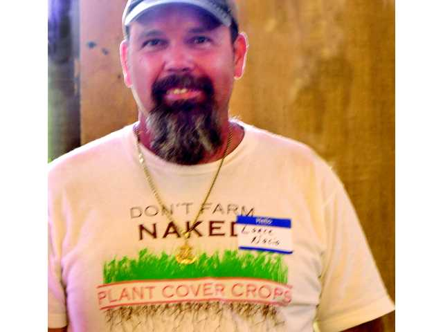 Louisiana fisherman asked farmers to plant cover crops