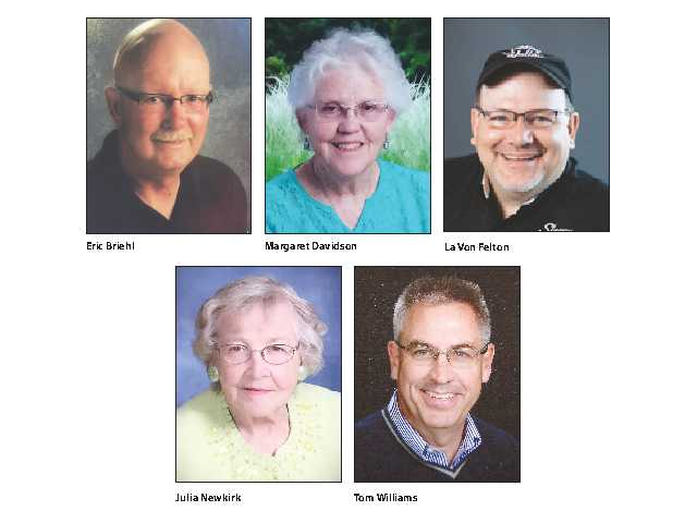 Five chosen as UW-R Outstanding Alumni