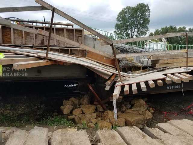 Rockbridge project delayed by temporary support failure