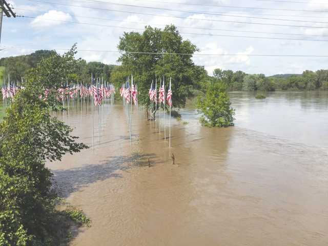 Flooding devastates Richland County