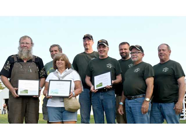 Crawford County conservation efforts honored at County Fair