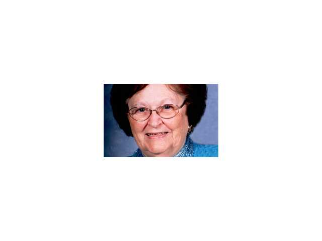 Mary Peterson, 1924-2018