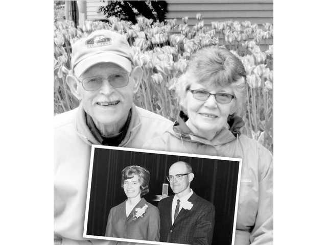 Weisbenners celebrate 50th wedding anniversary